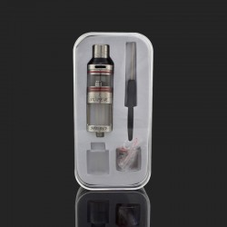 Super Hero Style RTA Rebuildable Atomizer With Bottle Feeder