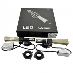 7S LED Conversion kits H4 model for Cars/Vehicles Headlights/Fog lights