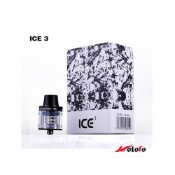 Wotofo Ice Cubed Glass Chamber RDA Vape Tank