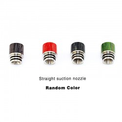 HY 510 Stabilized Wood Drip Tip