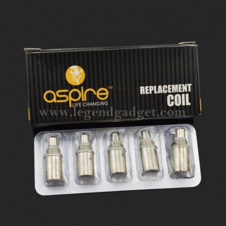 Replaceable Coil Wick 1.8ohm for BDC Aspire Atomizer