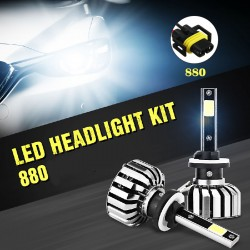 N7 LED CONVERSION KITS FOR 880 CAR HEALIGHTS