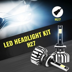 N7 LED CONVERSION KITS FOR H27 CAR HEALIGHTS