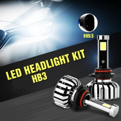 N7 LED CONVERSION KITS FOR HB3 CAR HEALIGHTS