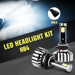 N7 LED CONVERSION KITS FOR HB4 CAR HEALIGHTS