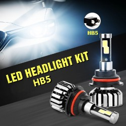 N7 LED CONVERSION KITS FOR HB5 CAR HEALIGHTS
