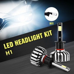 N7 LED CONVERSION KITS FOR H1 CAR HEALIGHTS