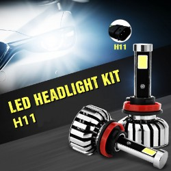 N7 LED CONVERSION KITS FOR H11 CAR HEALIGHTS