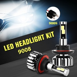 N7 LED CONVERSION KITS FOR 9008 CAR HEALIGHTS