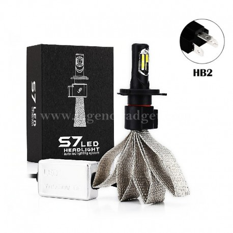 S7 LED Conversion kits HB2 model for Cars/Vehicles Headlights/Fog lights