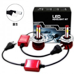 R7 80W LED HEALIGHER CONVERSION KITS H1