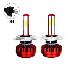 R7 80W LED HEADLIGHTS CONVERSION KITS H4
