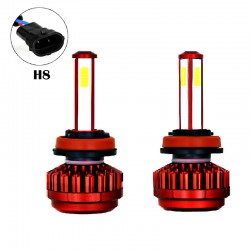 R7 80W LED HEADLIGHTS CONVERSION KITS H8