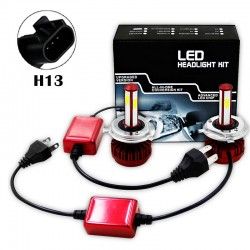 R7 80W LED HEALIGHER CONVERSION KITS H13