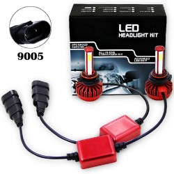 R7 80W LED HEADLIGHTS CONVERSION KITS 9005