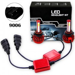 R7 80W LED HEALIGHER CONVERSION KITS 9006