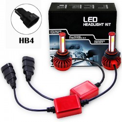 R7 80W LED HEALIGHER CONVERSION KITS HB4