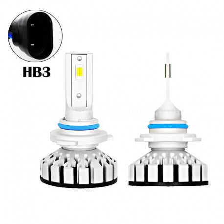 80W 8000LM R8 Series HB3 Led healight Conversion Kits
