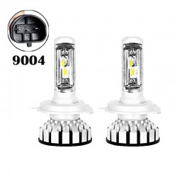 80W 8000LM R8 Series 9004 Led healight Conversion Kits