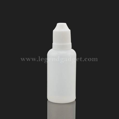 30ml PE Plastic E-juice Dropper Empty Bottles