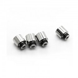 Larger Calibre Stainless Steel 510 Drip Tip