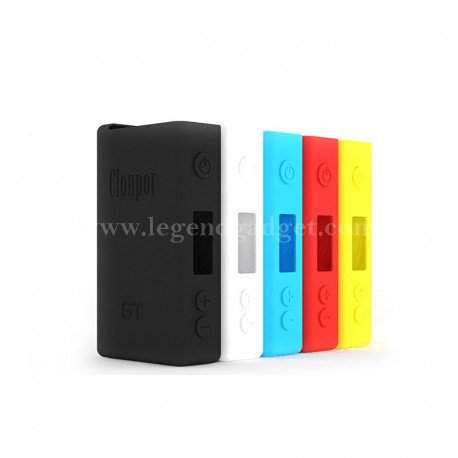 Protective Silicone Sleeve Case for Cloupor GT TC Mod