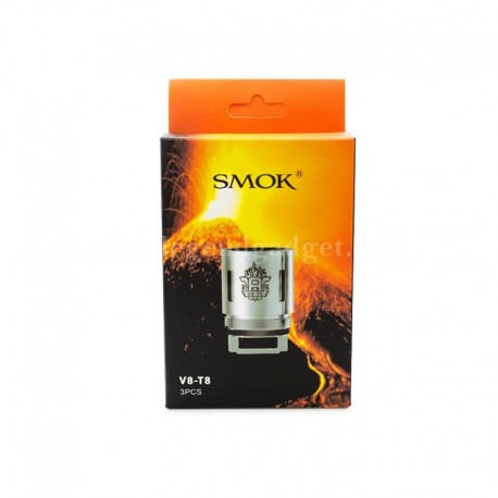 Original Smok V8 - T8 0.15ohm Coil Head