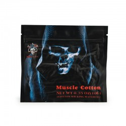 Authentic Demon Killer Muscle Cotton Organic Cotton Fiber