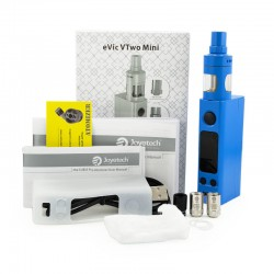V4.02 Version eVic VTwo Mini 75W with CUBIS Pro Full kit