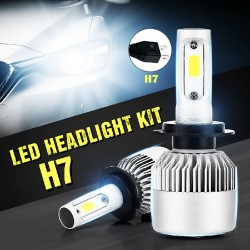 S2 LED Conversion kits for H7 Car headlights
