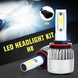 S2 LED Conversion kits for H8 Car headlights