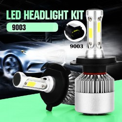 S2 LED Conversion kits for 9003 Car headlights