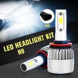 S2 LED Conversion kits for H9 Car headlights
