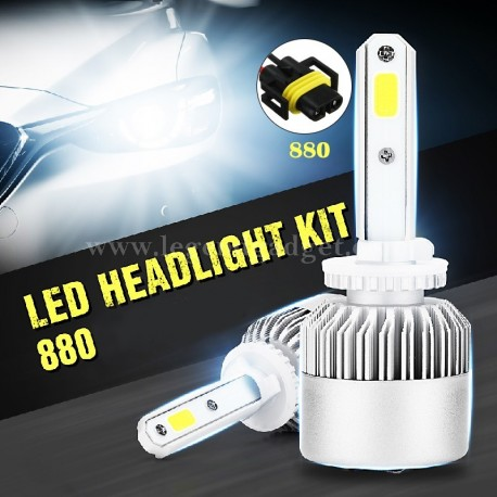 S2 LED Conversion kits for 880 Car headlights