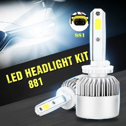 S2 LED Conversion kits for 881 Car headlights