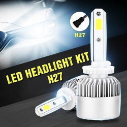 S2 LED Conversion kits for H27 Car headlights