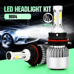 S2 LED Conversion kits for 9004 Car headlights