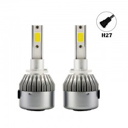 C9 LED CONVERSION KITS FOR H27 CAR HEADLIGHTS