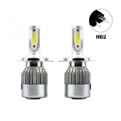 C9 LED CONVERSION KITS FOR H4 CAR HEADLIGHTS