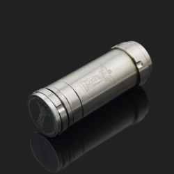 E-cigarette Angel Stainless Steel Mechanical Mod