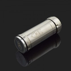 SS Wolf Totem Telescopic Mechanical Mod
