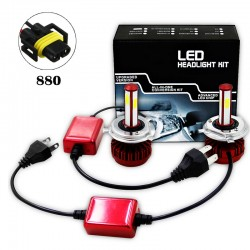 R7 80W LED HEADLIGHTS CONVERSION KITS 880