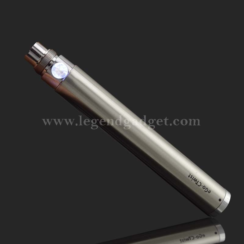 Ego C Twist Vape Pen Battery 5 1 And Free Shipping