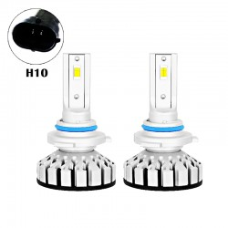 80W 8000LM R8 Series H10 Led healight Conversion Kits