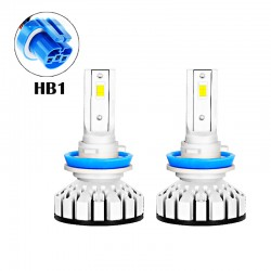 80W 8000LM R8 Series HB1 Led healight Conversion Kits