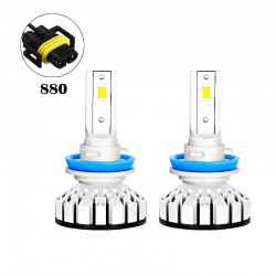 80W 8000LM R8 Series 880 Led healight Conversion Kits