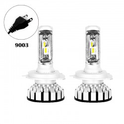 80W 8000LM R8 Series 9003 Led healight Conversion Kits