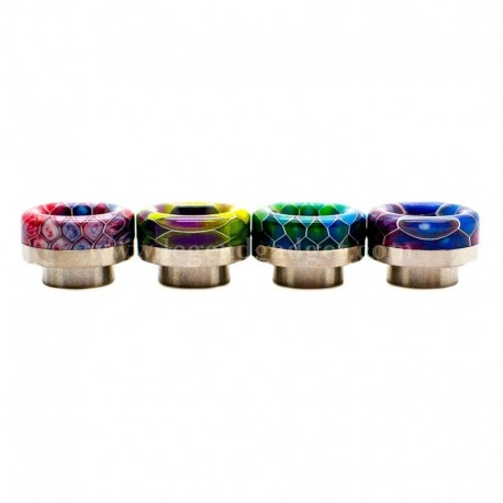 Drip tips (Honeycomb stainless steel)