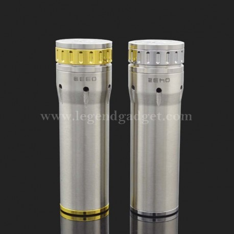Stainless Steel 26650 Hades Mechanical Mod 100% Clone